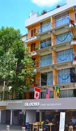 Casa De La Condesa Hotel Mexico City