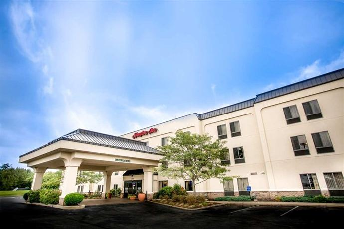 Hampton Inn Marion Indiana