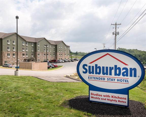 Suburban Extended Stay Hotel Valley Grove