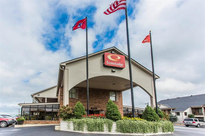 Econo Lodge Lebanon Tennessee