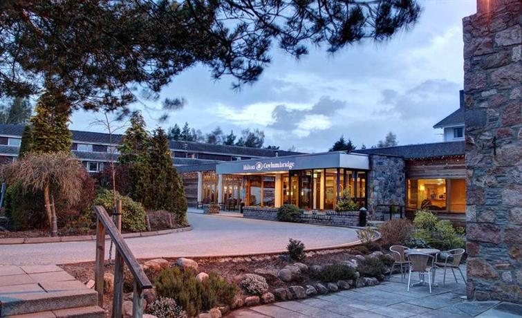Late deals hilton aviemore