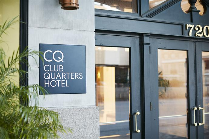 Club Quarters in Houston