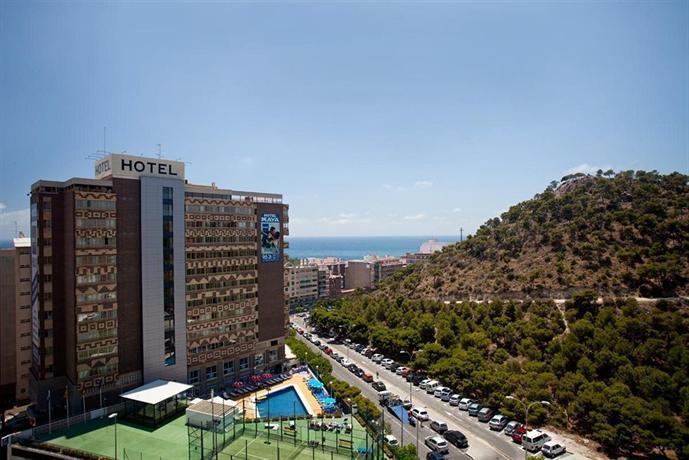 Hotel Maya Alicante Отель Мэйа Аликанте