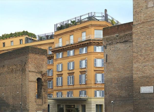 Hotel Victoria Rome