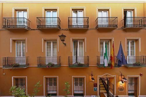 Hotel Cervantes Seville