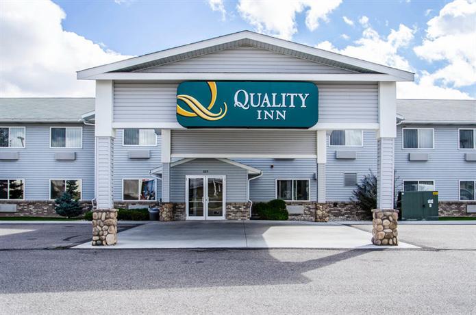 Quality Inn Rexburg