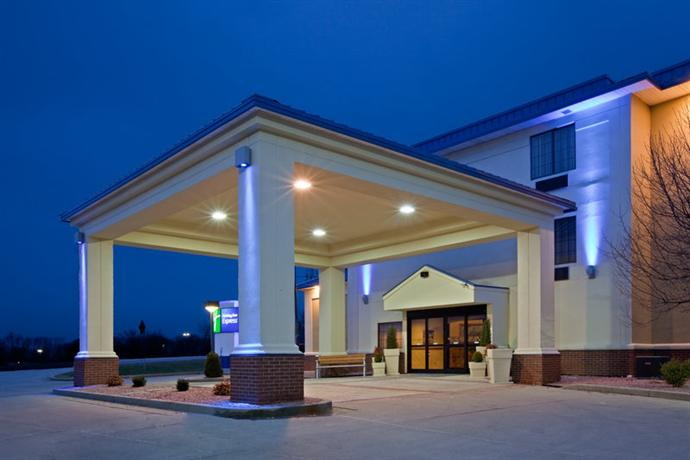 Holiday Inn Express Washington Indiana