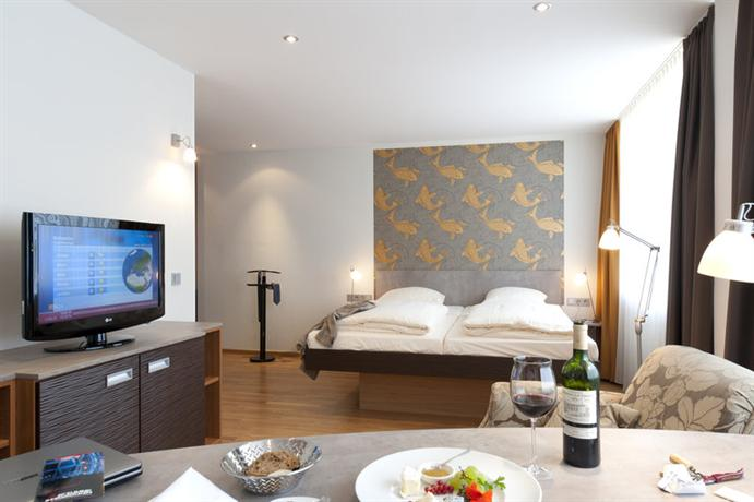 Top Hotel La Residence Saarbrucken