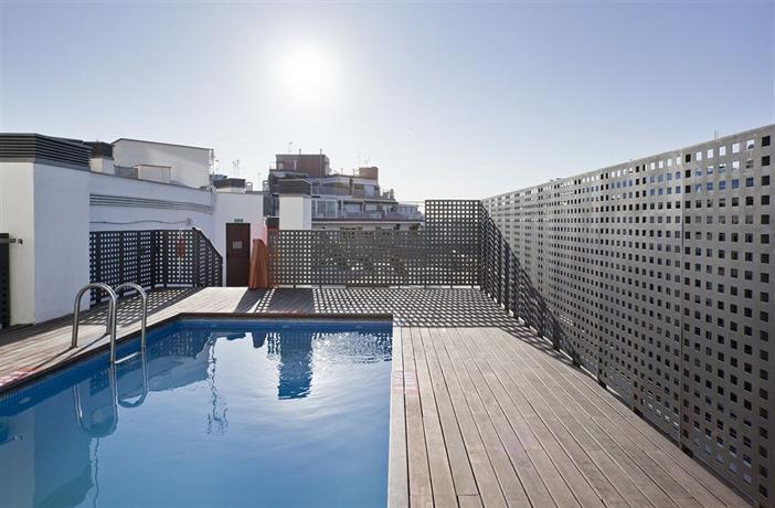 Hotel Confortel Auditori Barcelona