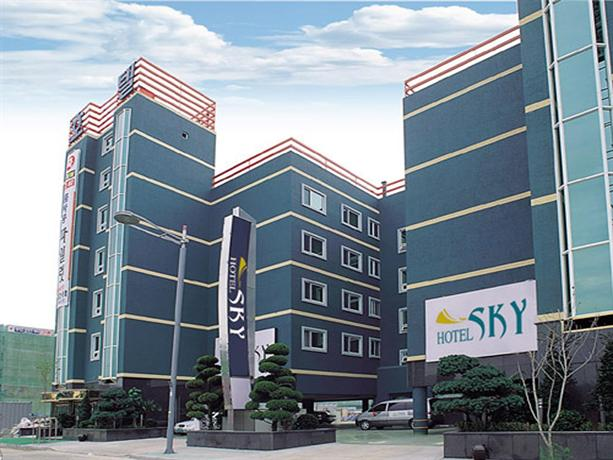 Hotel Sky Incheon Airport