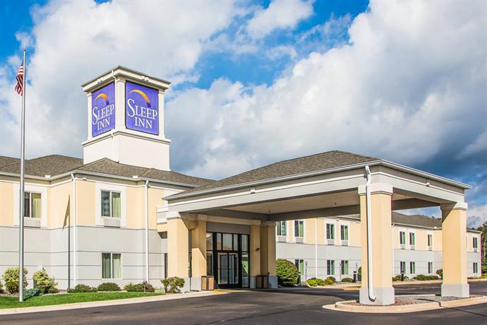 Sleep Inn And Suites Wisconsin Rapids