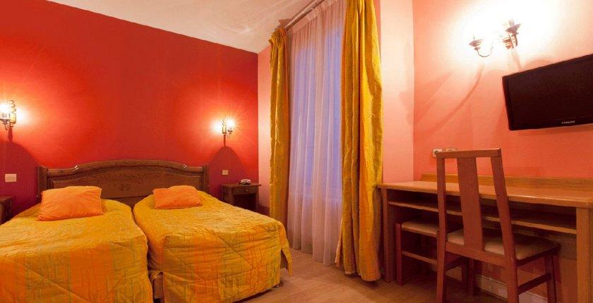 Hotel Paris Bristol Rue De Malte