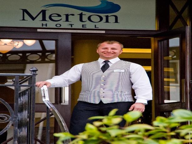 Merton Hotel Saint Saviour