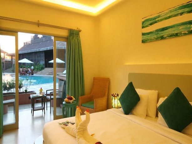The Golden Palms Hotels & Spa Colva Goa