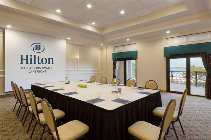 Hilton Rockwall Lakefront Hotel