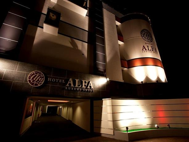 Hotel Alfa Kyoto Adults Only