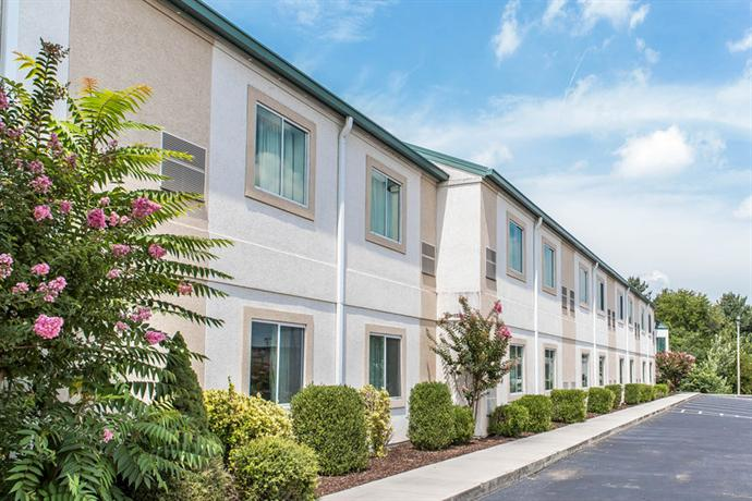 Econo Lodge Morristown Tennessee