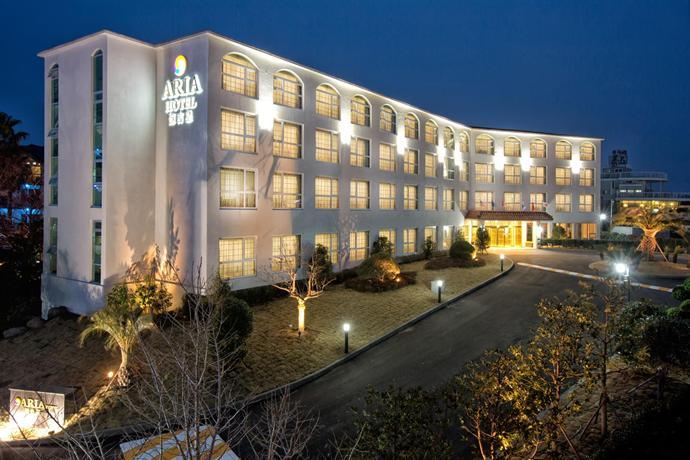 Aria Hotel Seogwipo