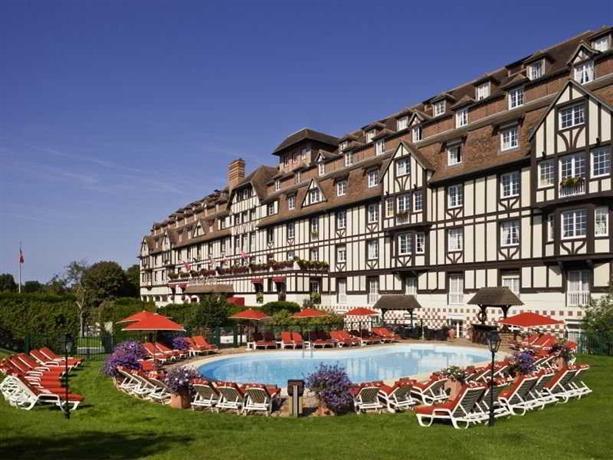 Baños Turcos Normandia:Hotel Deauville France Golf Du
