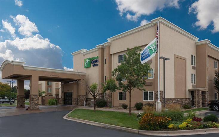 Holiday Inn Express Suites Wheat Ridge