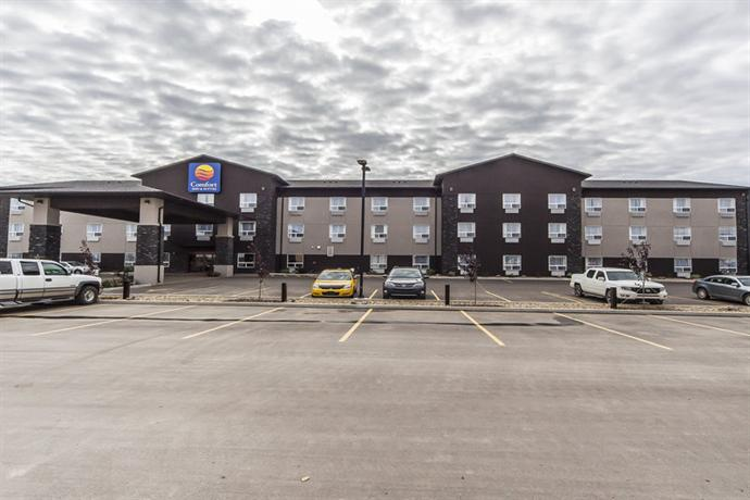 Comfort Inn & Suites Bonnyville