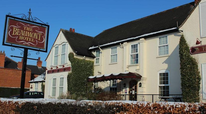 The Beaumont Hotel Louth England