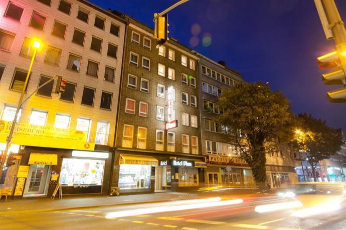 Novum Hotel Plaza Dusseldorf Zentrum
