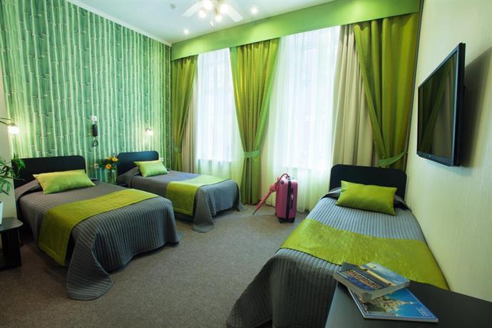 Nevsky Contour Hotel