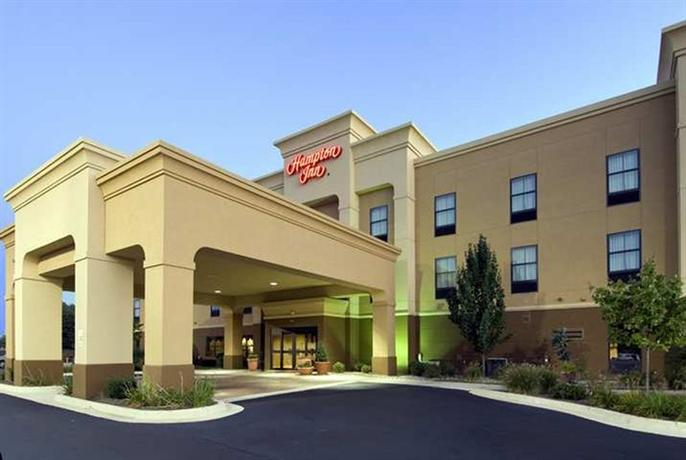 Hampton Inn Marshall Michigan
