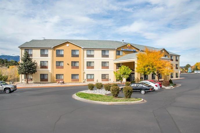 Comfort Inn North Colorado Springs Compare Deals