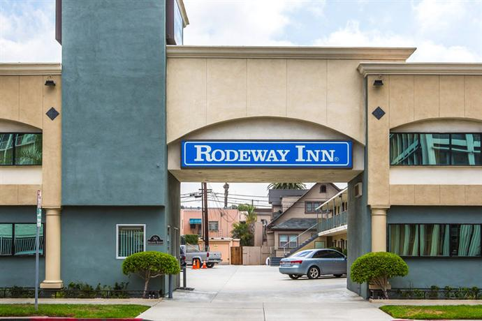 Rodeway Inn Long Beach Convention Center