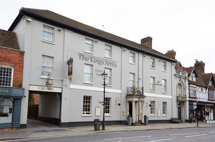 Kings Arms Hotel Westerham