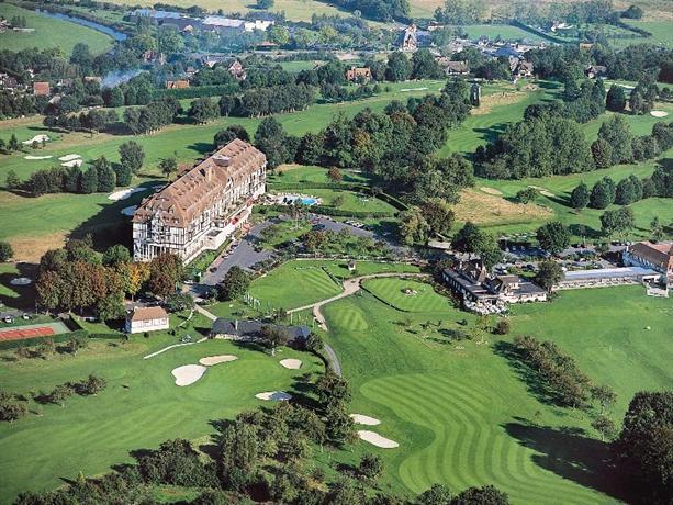 Baños Turcos Normandia:Deauville Hotel Du Golf