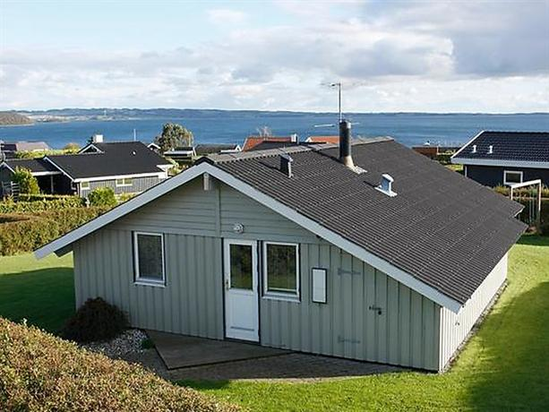 Folle Strand Ronde Syddjurs Central Jutland Region