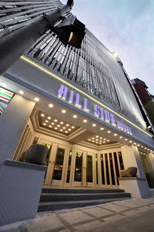 Hillside Hotel Busan
