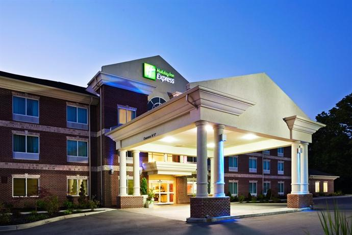 Holiday Inn Express Carrollton Kentucky