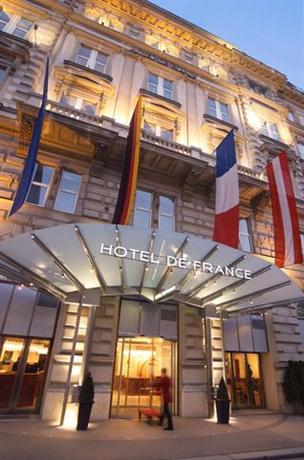 Hotel de France Vienna
