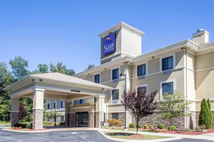 Sleep Inn and Suites Middlesboro