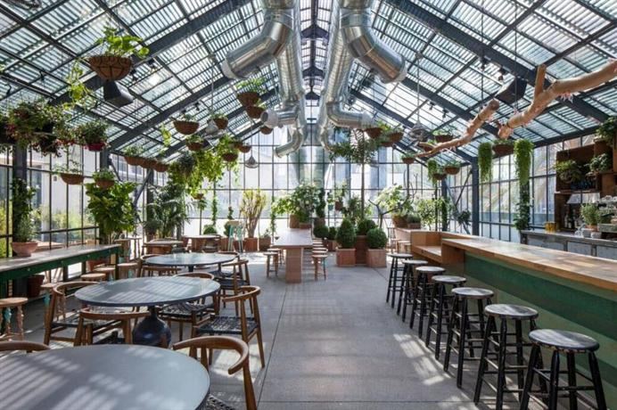 The line hotel los angeles compare deals for Line hotel los angeles