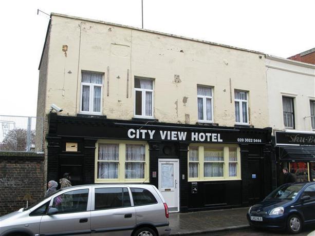 City View Hotel Roman Road Market