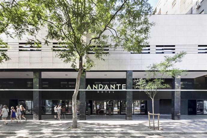 Andante Hotel Barcelona Анданте