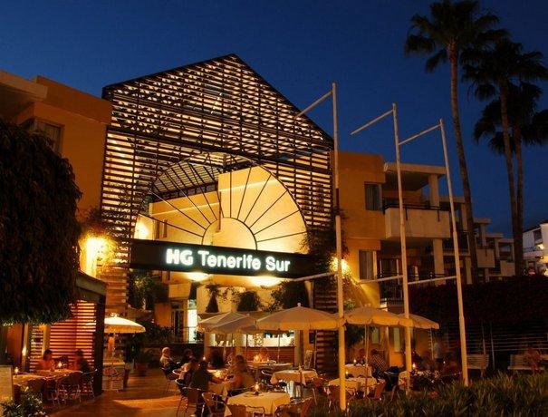 Apartamentos Hg Tenerife Sur, Los Cristianos - Compare Deals