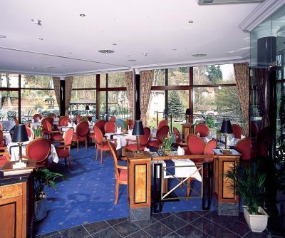 Villa Marburg Im Park Hotel Aschaffenburg