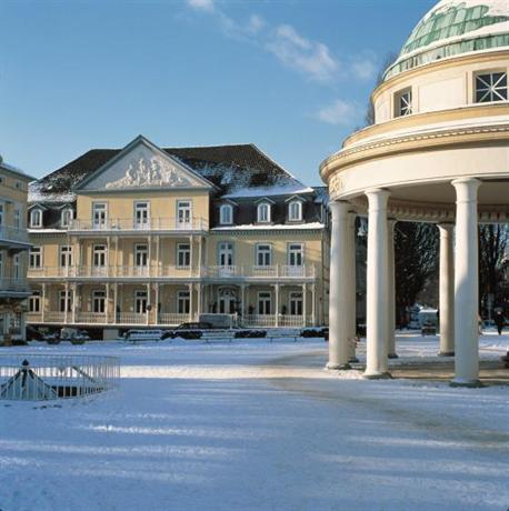 Hotel Furstenhof Bad Pyrmont