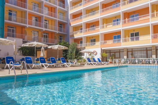 Hotel Calma Отель Калма Пальма-Де-Майорка