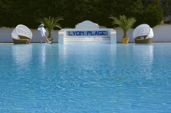 Hotel lyon metropole compare deals for Pool show lyon france