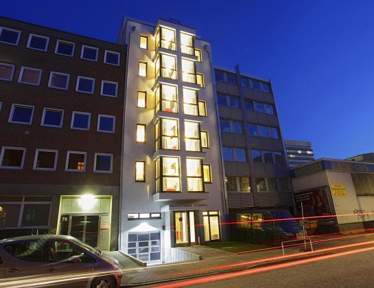 Boutique Hotel Hamburg Alster