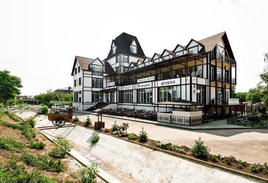 Гостевой дом Немецкий Дворик