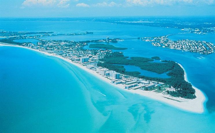 The Lido Beach Resort In Sarasota Florida