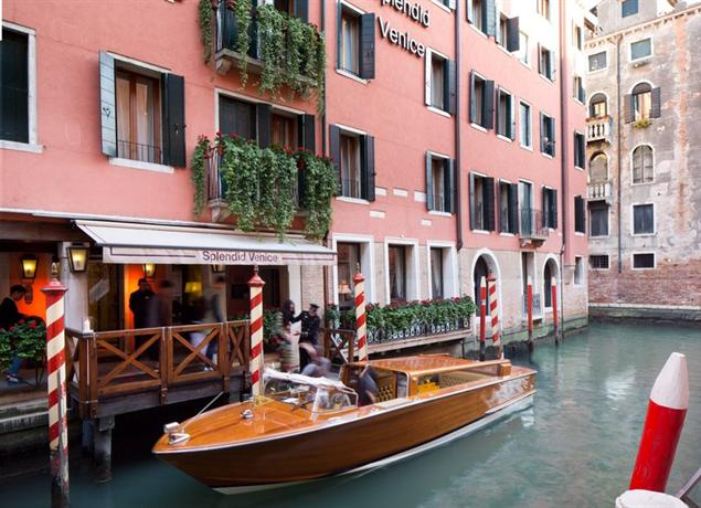 Visit Venice for a weekend which hotel?
